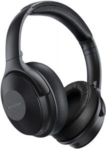 Noise Cancelling Headphones, Bluetooth Headphones with Microphone