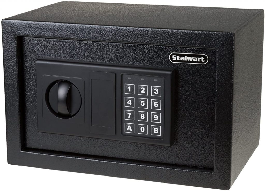 Digital Safe-Electronic Steel Safe with Keypad