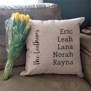 Pillow,Mother's Day Gift,Birthday Gift