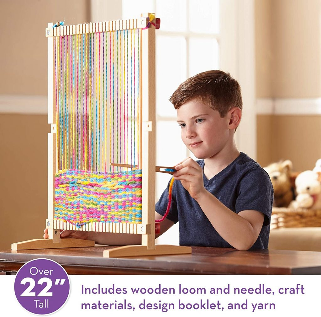 Kids Weaving Kit