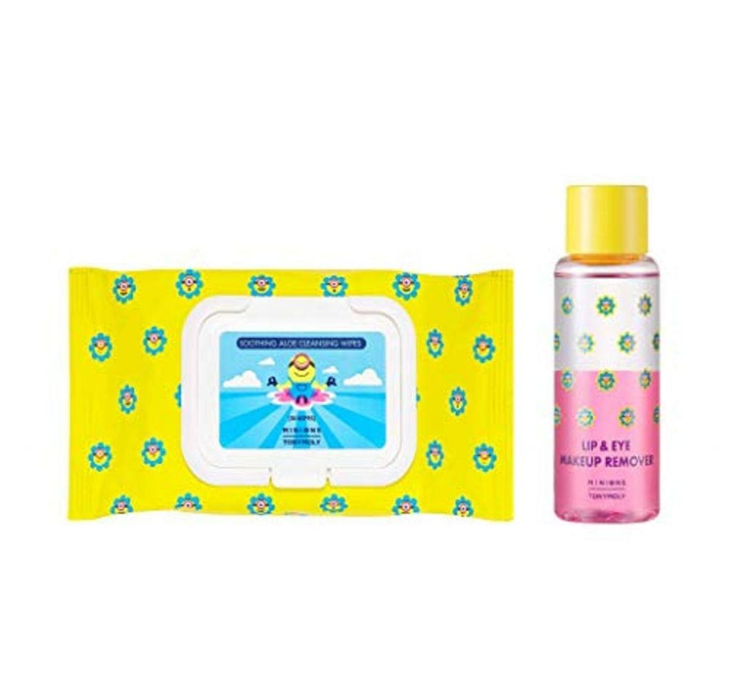 Makeup Remover and Cleansing Wipe