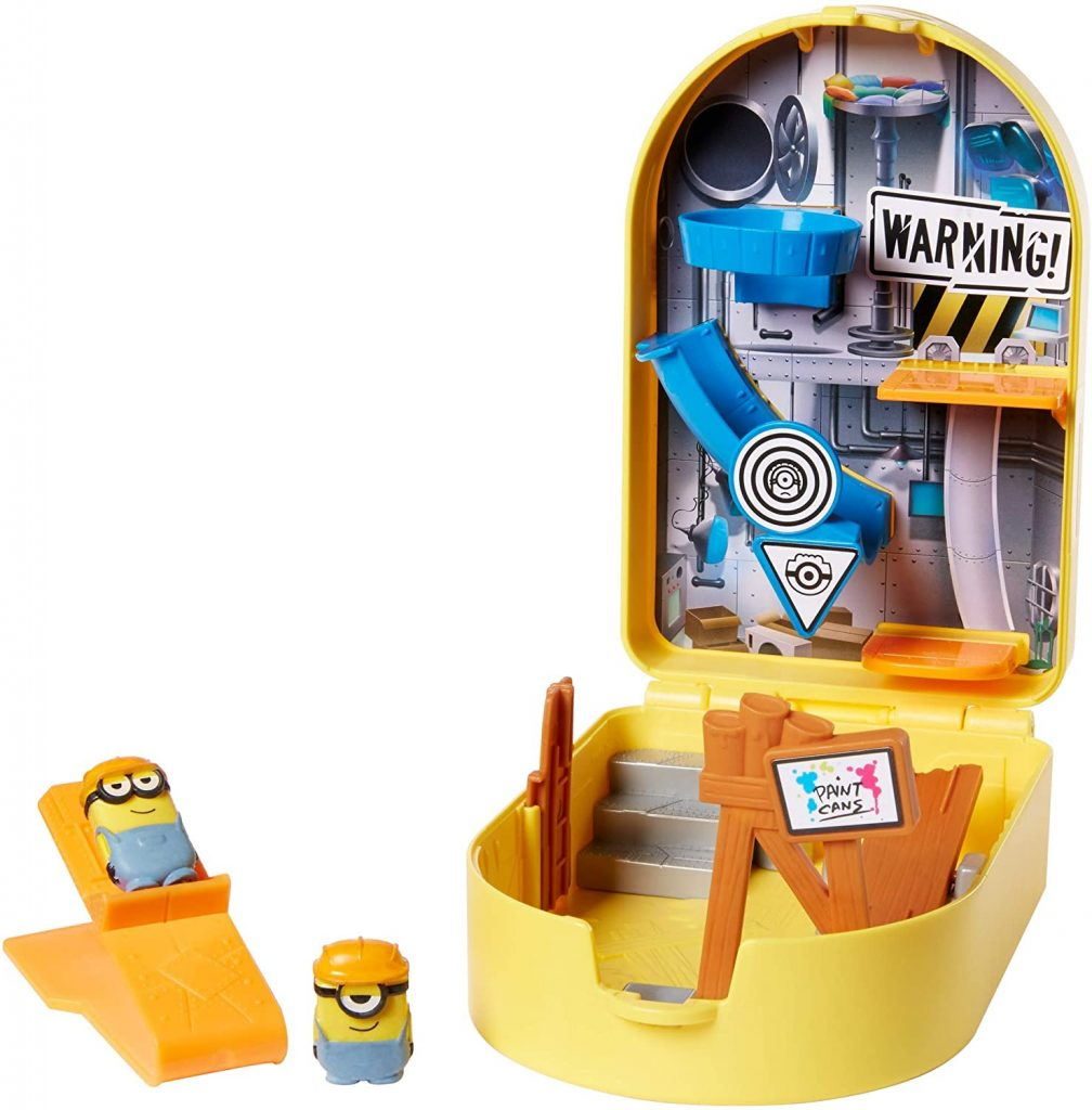 Minions Construction Game Set for Children