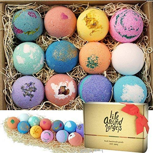Relaxing Bath Bombs