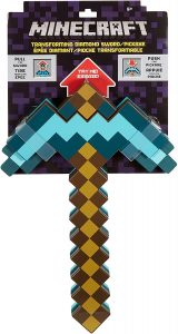 Sword and Pickaxe