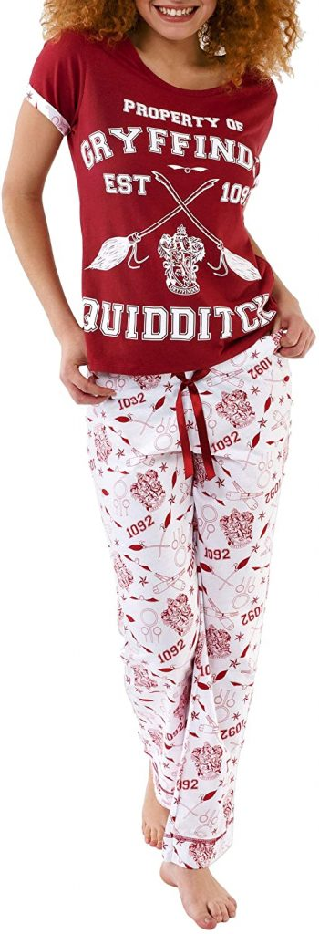 Women's Quidditch Pajamas