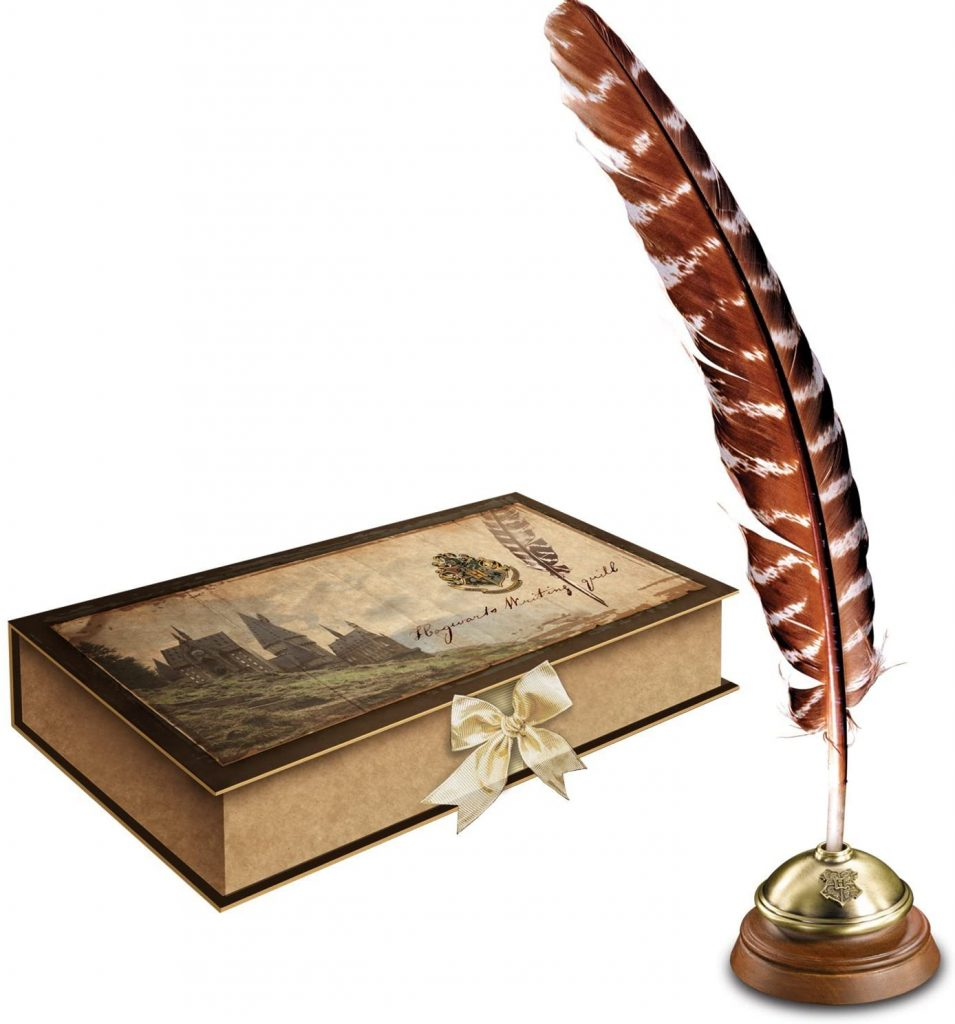 Writing Quill with Stand