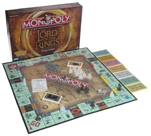 Games Monopoly