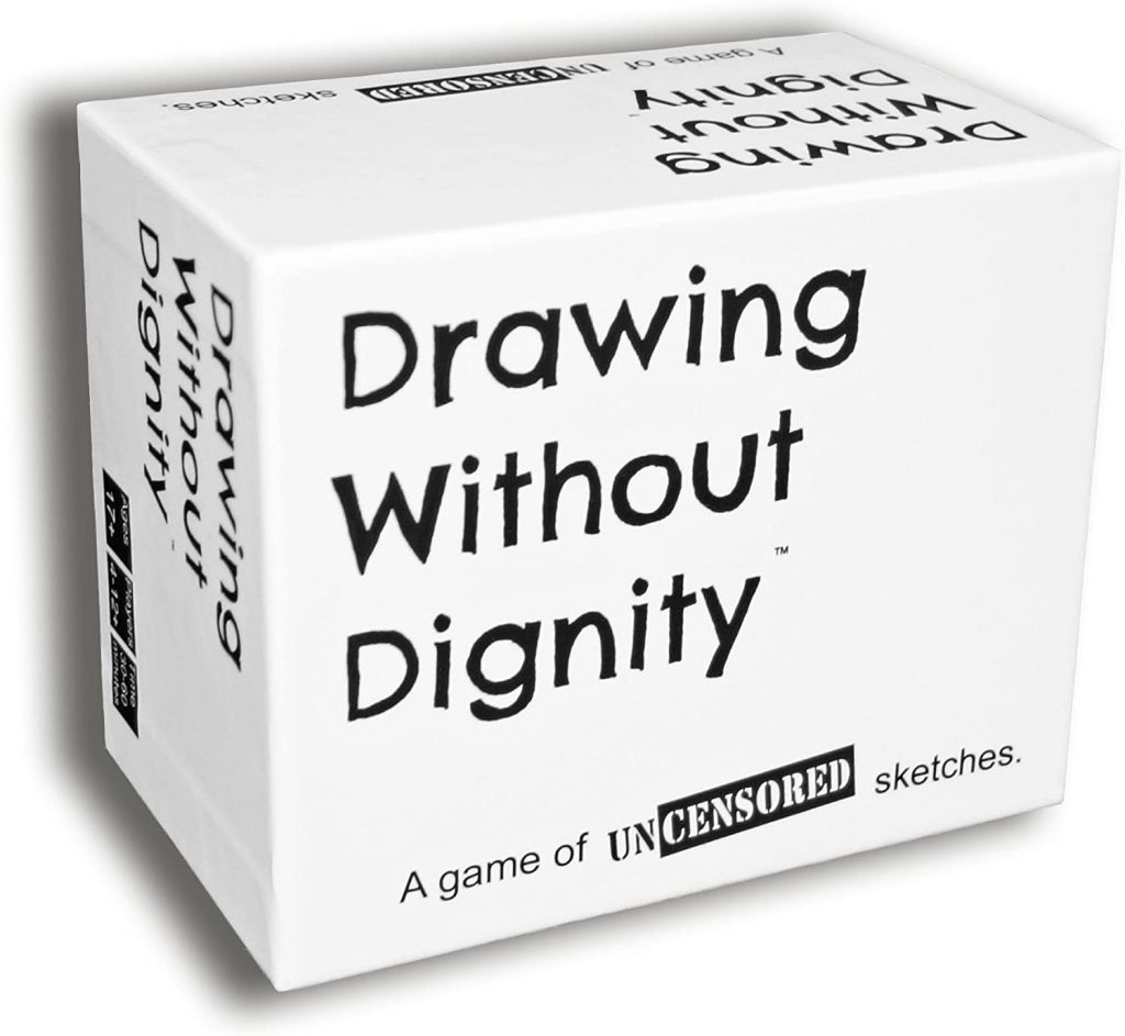 Drawing Without Dignity Uncensored Sketches