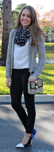 Chic- and Travel-Look