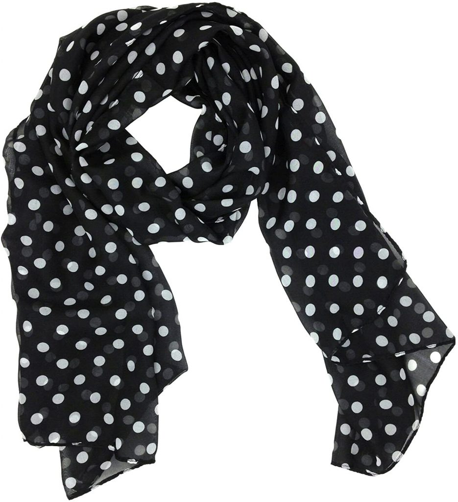 Tapp Collections Soft Chiffon Scarf