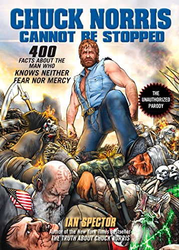Chuck Norris Can't Be Stopped Book