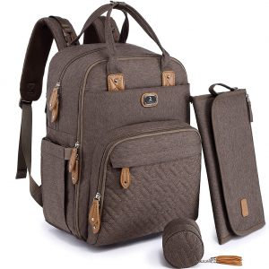 Bag Backpack with Changing Pad