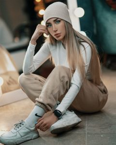 Beige are urban-edgy