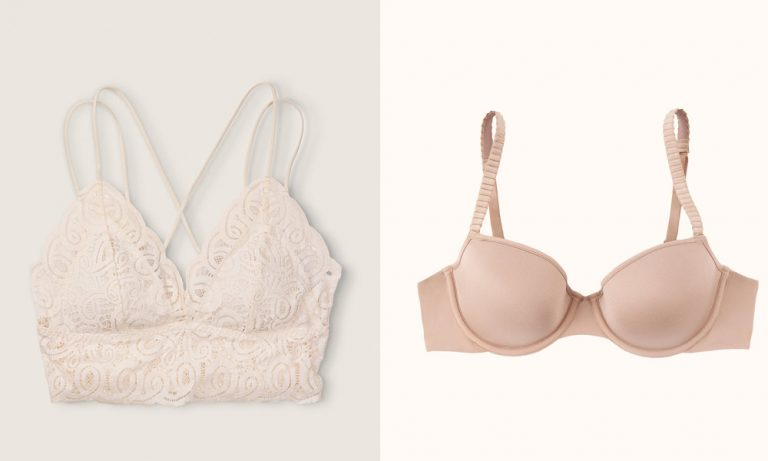 Bralette vs. Bra: Is There a Difference? (Here's All YOU Need to Know)