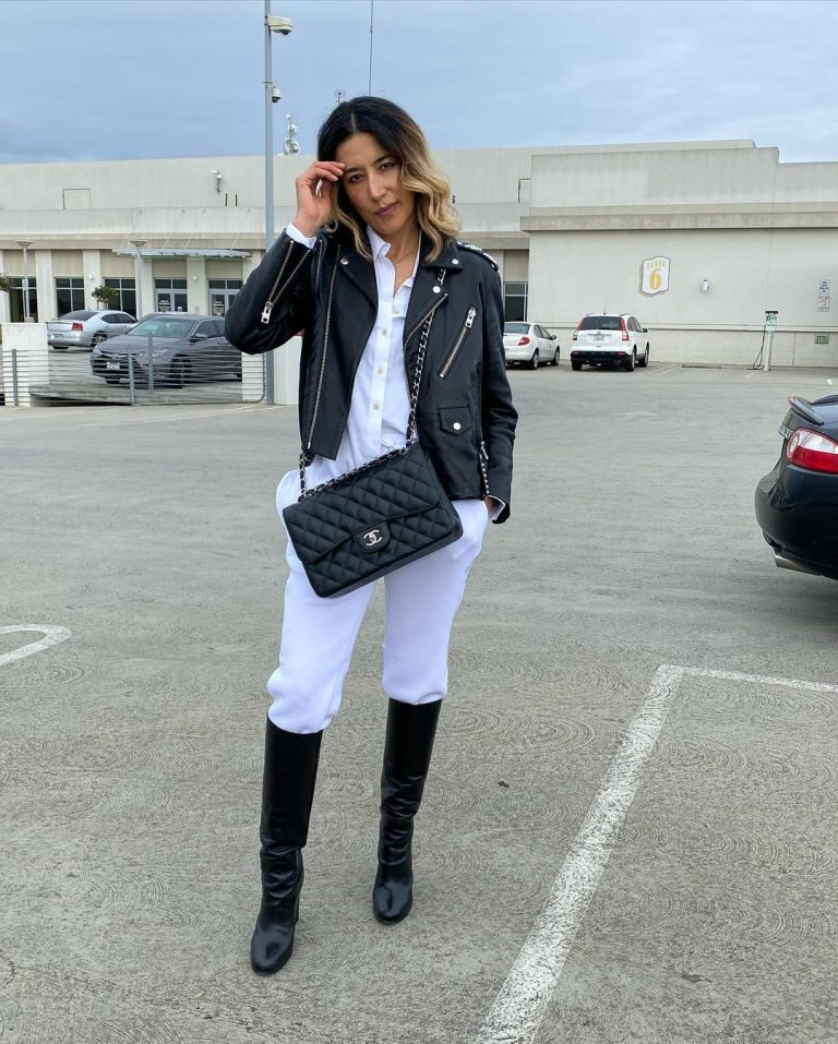 What to Wear With Joggers Women 2021 (27 Outfit Ideas and Inspiration)