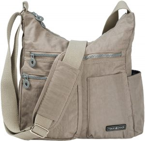 NeatPack Crossbody Bag for Women with Anti-Theft RFID Pocket