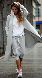 Sporty Look with Joggers
