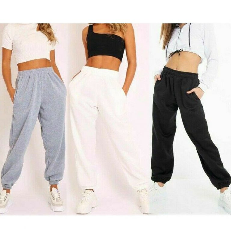 9 Different Types of Sweatpants (And the Fabrics They're Made of): Do You Know Them All?