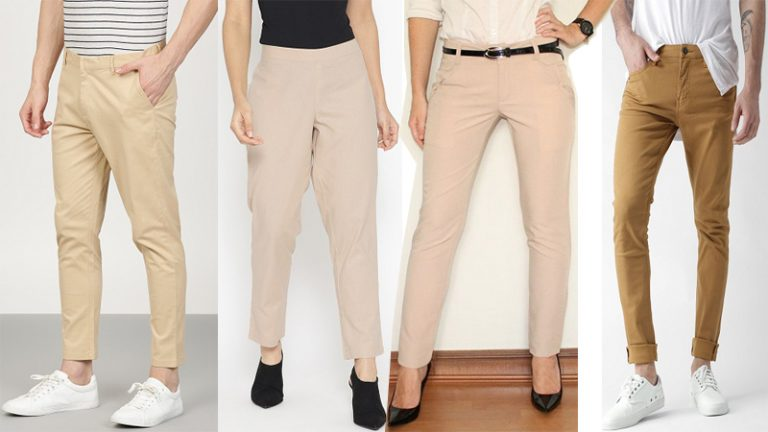 17 Different Types of Trousers Men and Women Should Own in Their Wardrobe