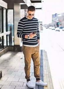 Brown And Khaki Pants Are So In!