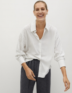 Button-down Or Any Sheer Tops