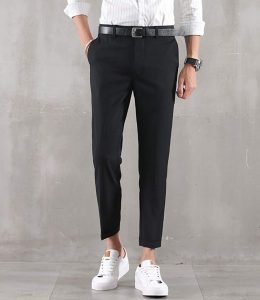 Cropped Trousers (Men)