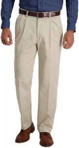 Pleated Trousers (Men)