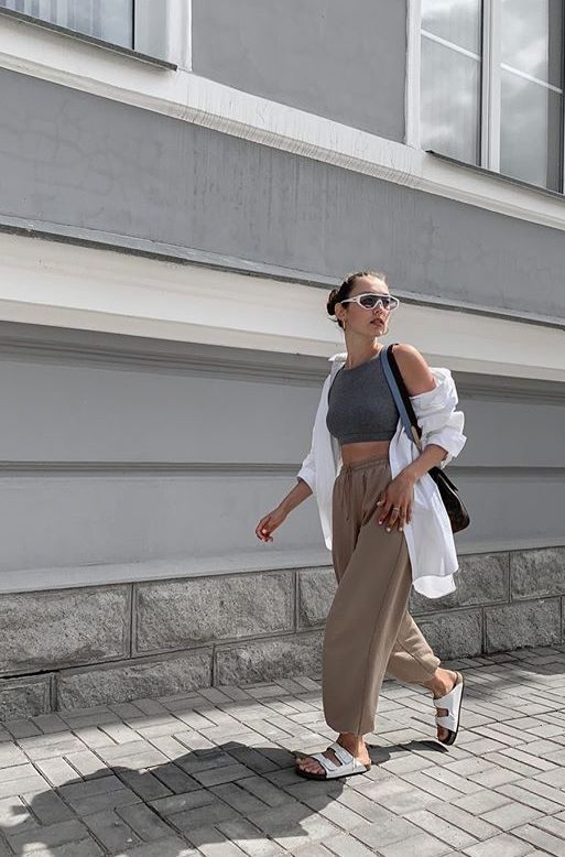 Find That Perfect Pair: What Shoes To Wear With Sweatpants for Women (22 Outfit Ideas )