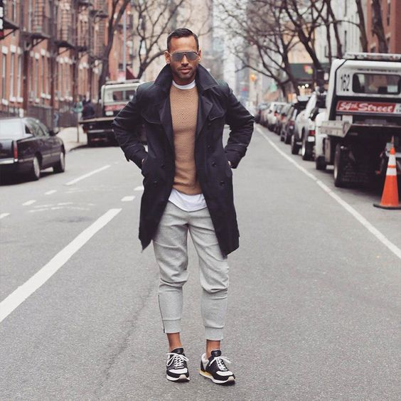 Swagger Joggers: What To Wear With Joggers for Guys? (22 Outfit Ideas)